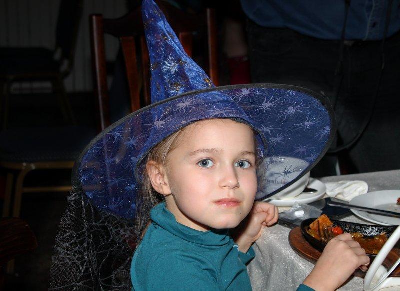 Сабрина - маленькая ведьма