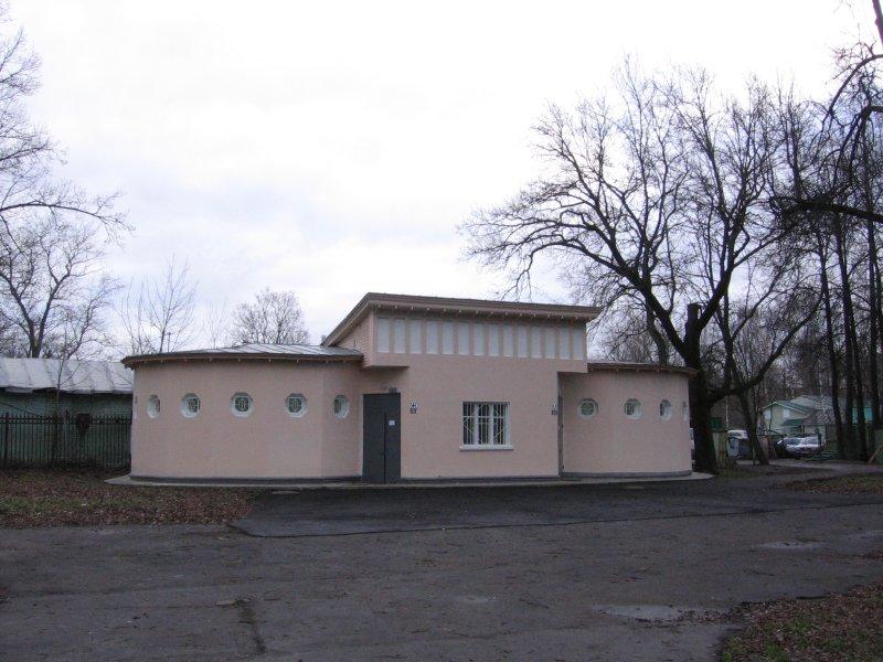Туалет парк Дзержинского