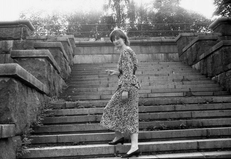 Наверх по лестнице, ведущей вниз
