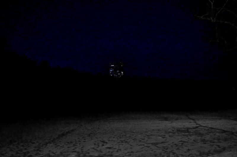 Одинокая высотка