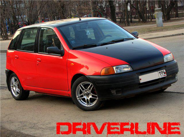 DRIVERLINE CHALLENGE FIAT PUNTO SX 75 005