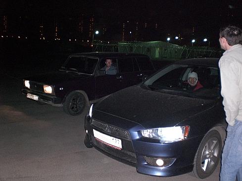 Ночные уличные гонки, Стрит челленджи, челенджи, ночные игры в Москве и тюнинг автомобилей
