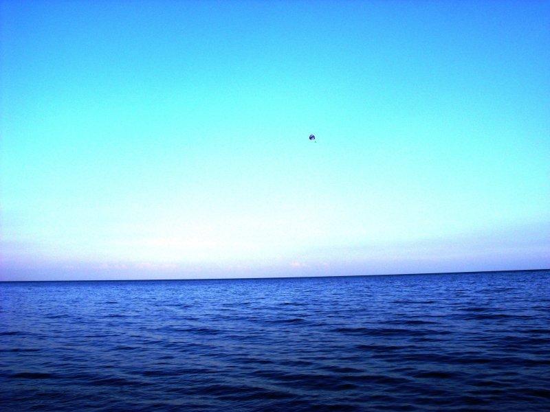 море в Анталии