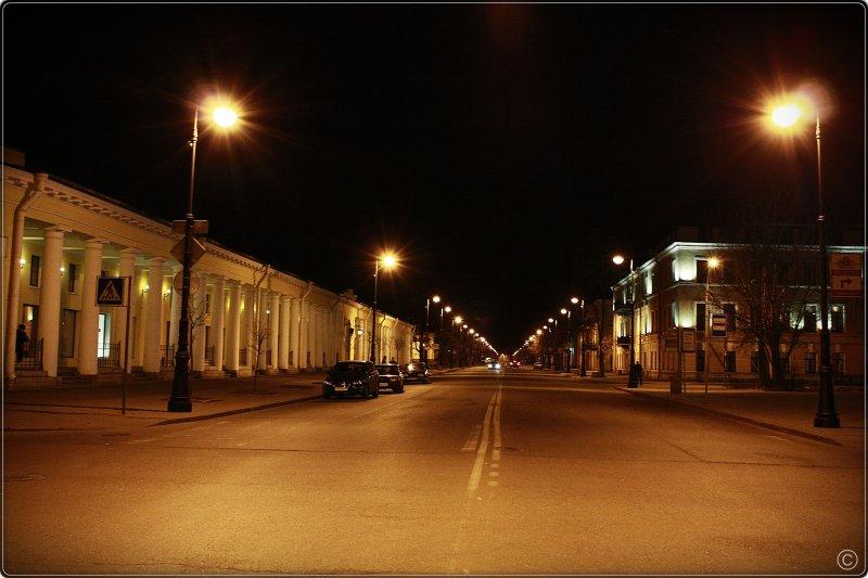 улица кронштадта