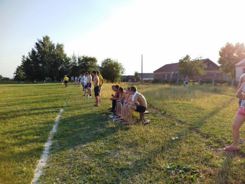 футбол 2016