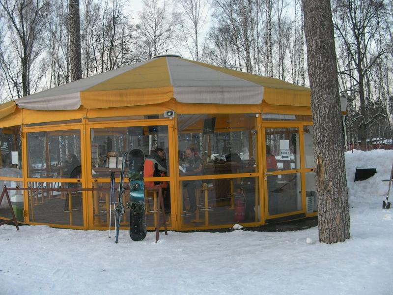 февраль 2009 пришел на Лисью гору