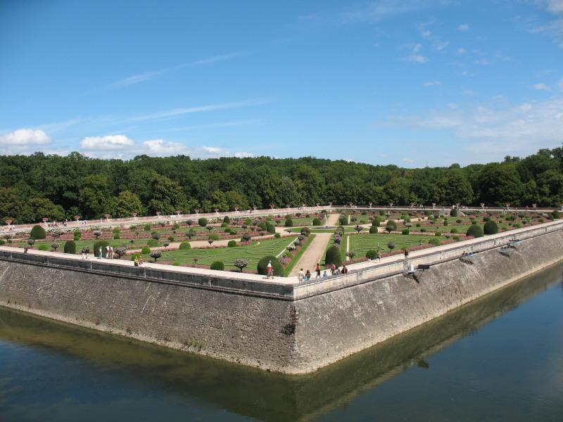 Замки Лауры