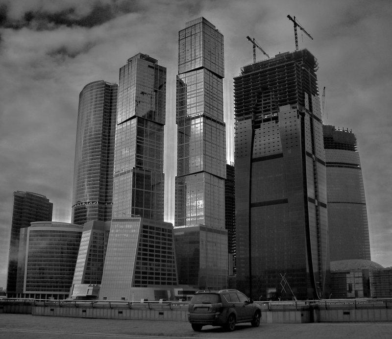 Москва-city