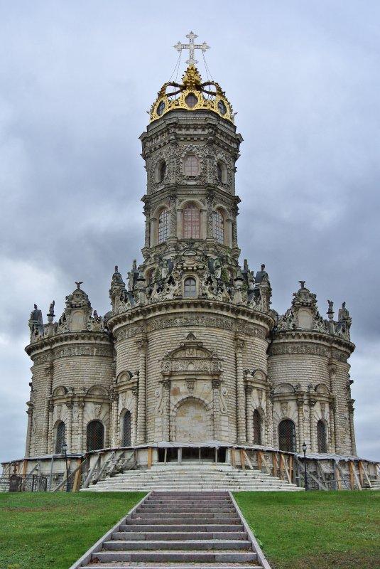 Церковь Знамения Пресвятой Богородицы