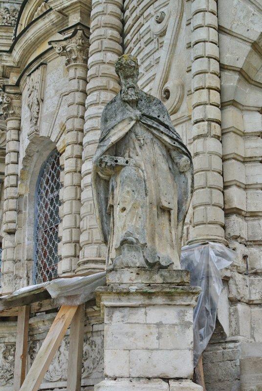 Скульптура Григория Богослова