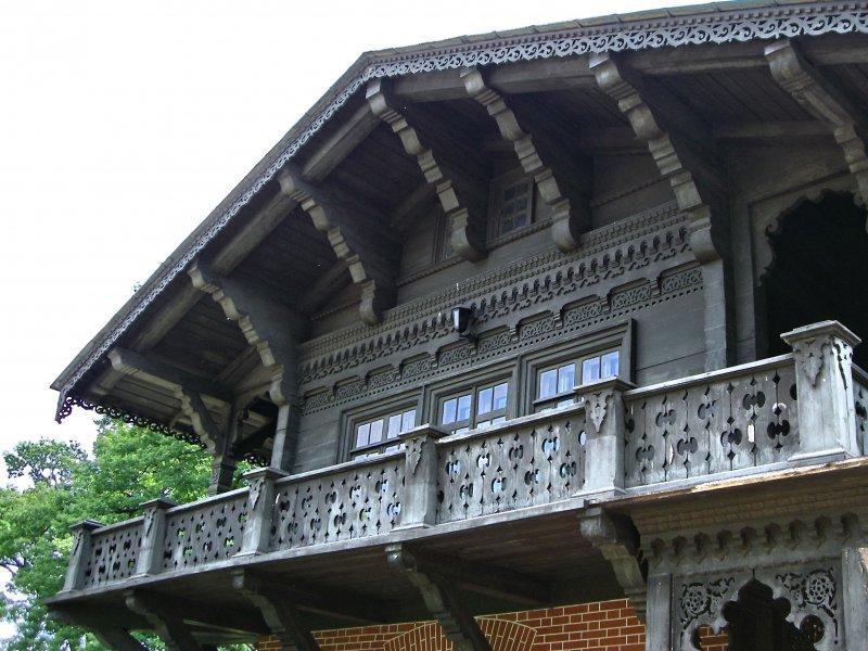 Швейцарский домик