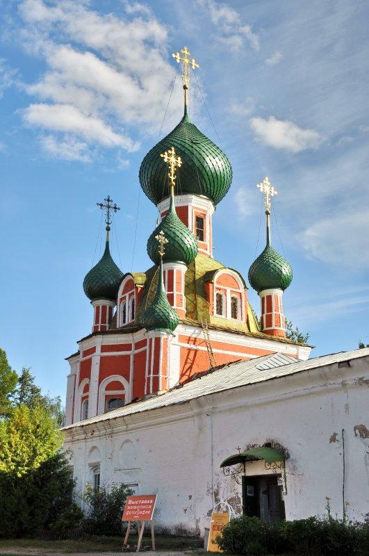 Владимирский собор, 1740-е гг.