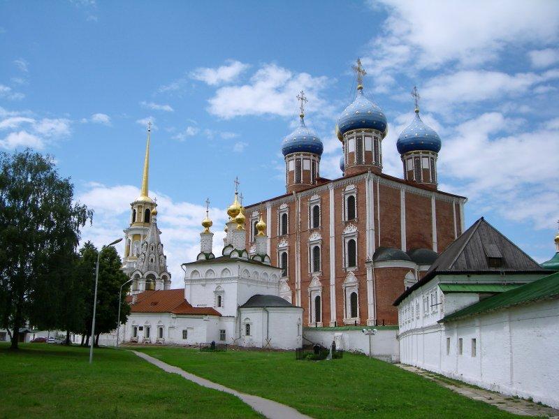 Успенский собор(1693-1699)
