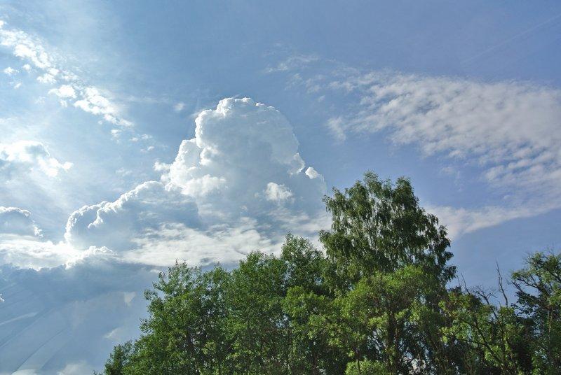 Небо Смоленщины