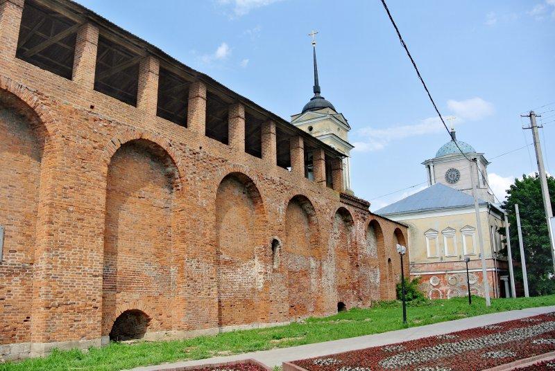 Церковь Смоленской иконы Божией Матери (Днепровские ворота)