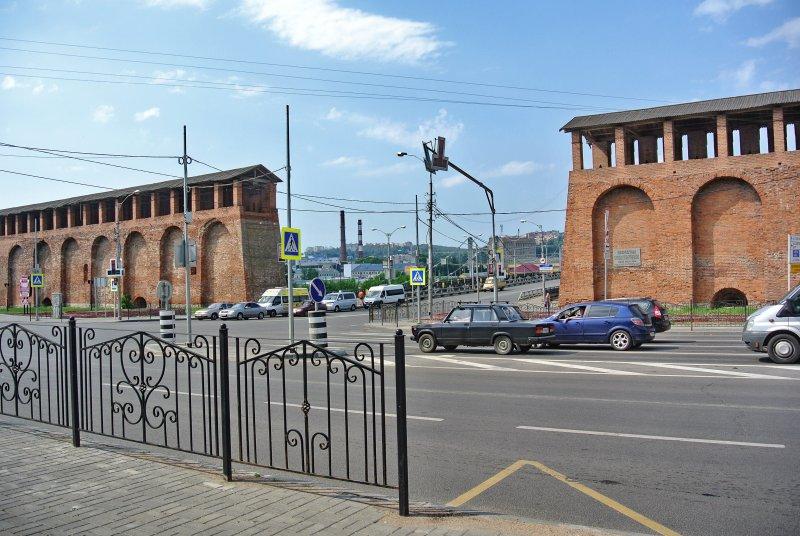Крепостная стены