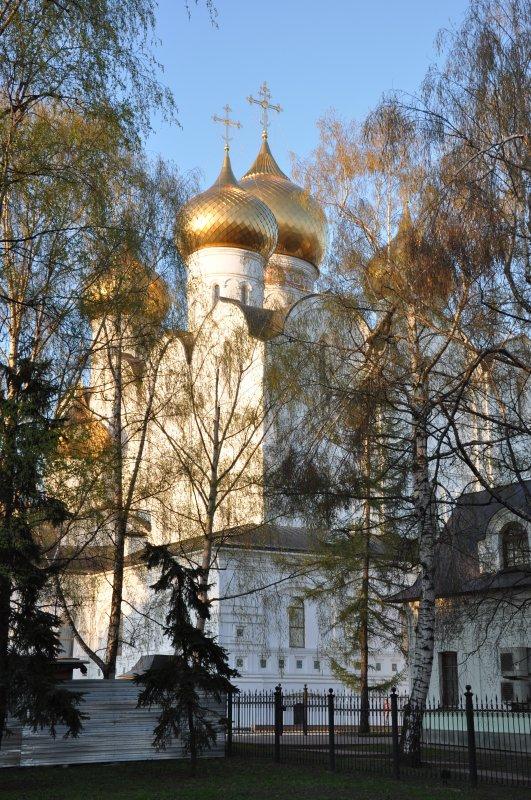 Успенский кафедральный собор и колокола