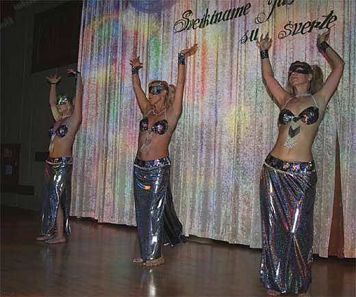 Вечер службы Охраны края, июль 2005 г. (Banga)