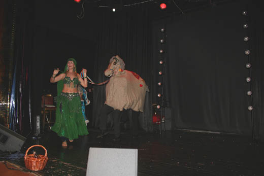 Встреча восточного Нового года в Риге, 27 декабря, 2007 г.