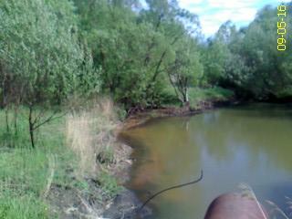 Озерцо перед трактиром