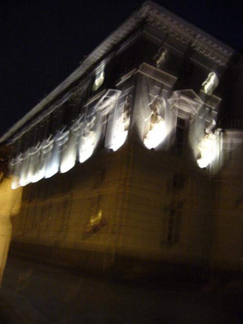 Призрачное здание (без фотошопа)