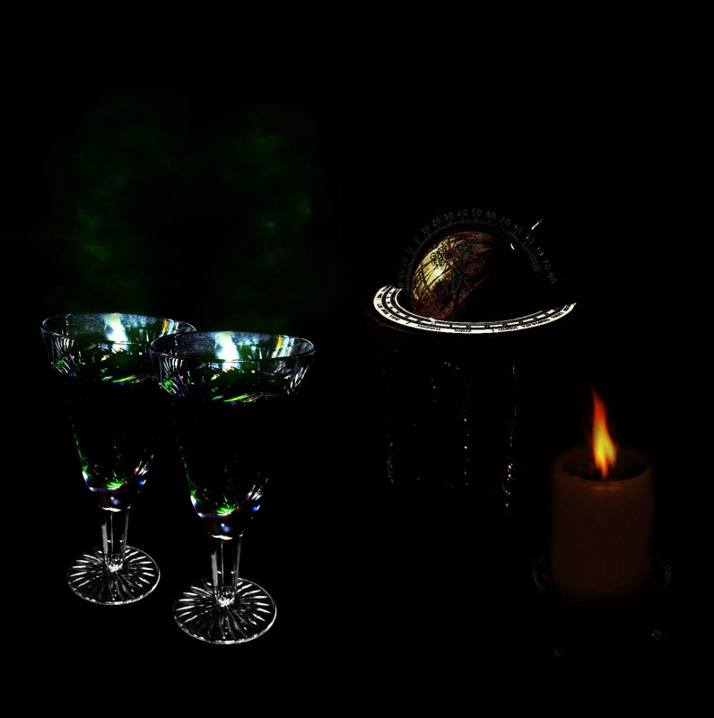 Absinthe with Faust