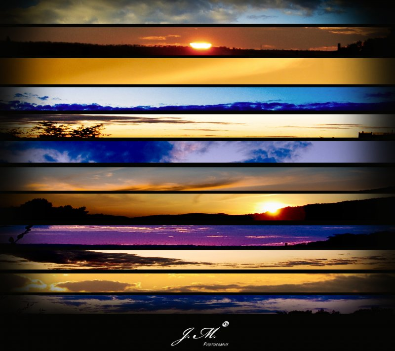 Sunset Mix (Original J.M. Edit)