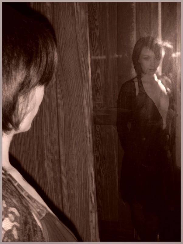 """""""Свет мой, зеркальце, скажи..."""""""