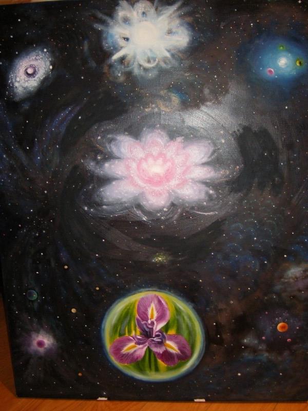Взгляд из Космоса