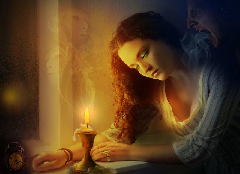 ... призрак истории любви ...