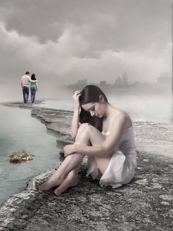 ... потерянная любовь ...