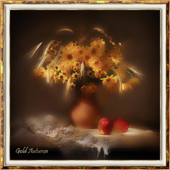... золотая осень ...