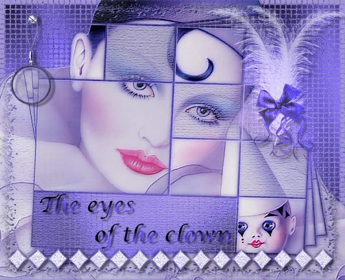 ... глазами клоуна ...