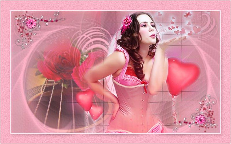 ... с днем св. Валентина! ...