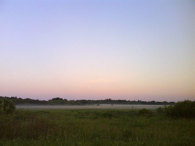 Предрассветный туман 2