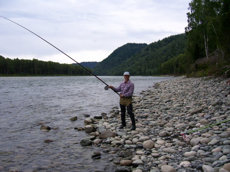 рыбалка туризм в абакане