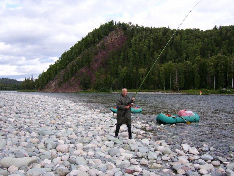 рыбалка в хакасии по абакану