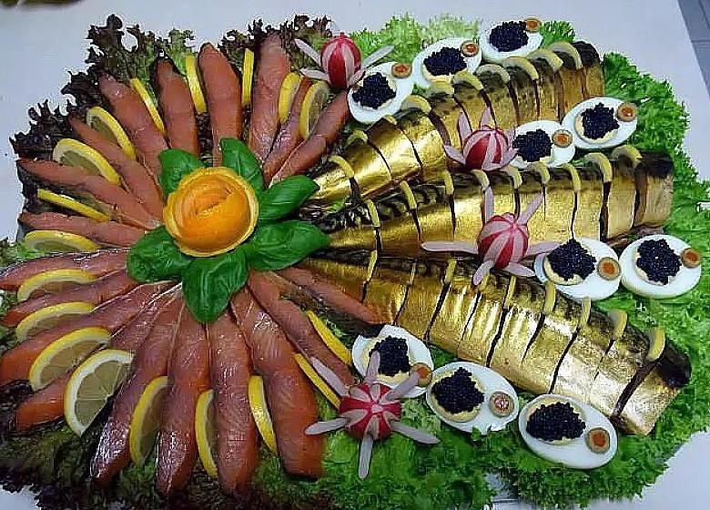аппетитно и красиво))