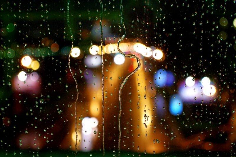 дождь в городе 2
