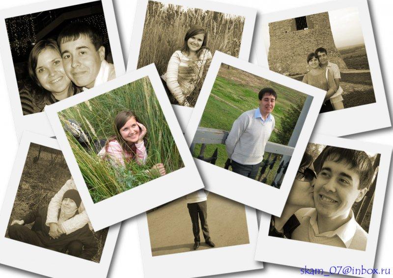 Портрет по фотографии в фотошопе