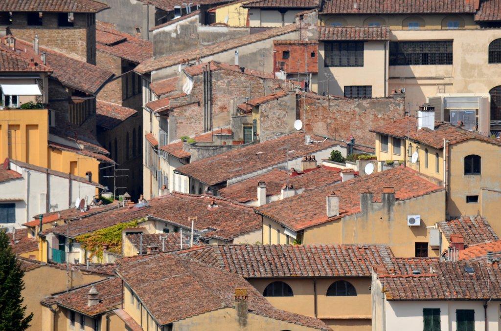 Вере Батовой в подарок только не совсем из Рима тропинка для прогулок по крышам.