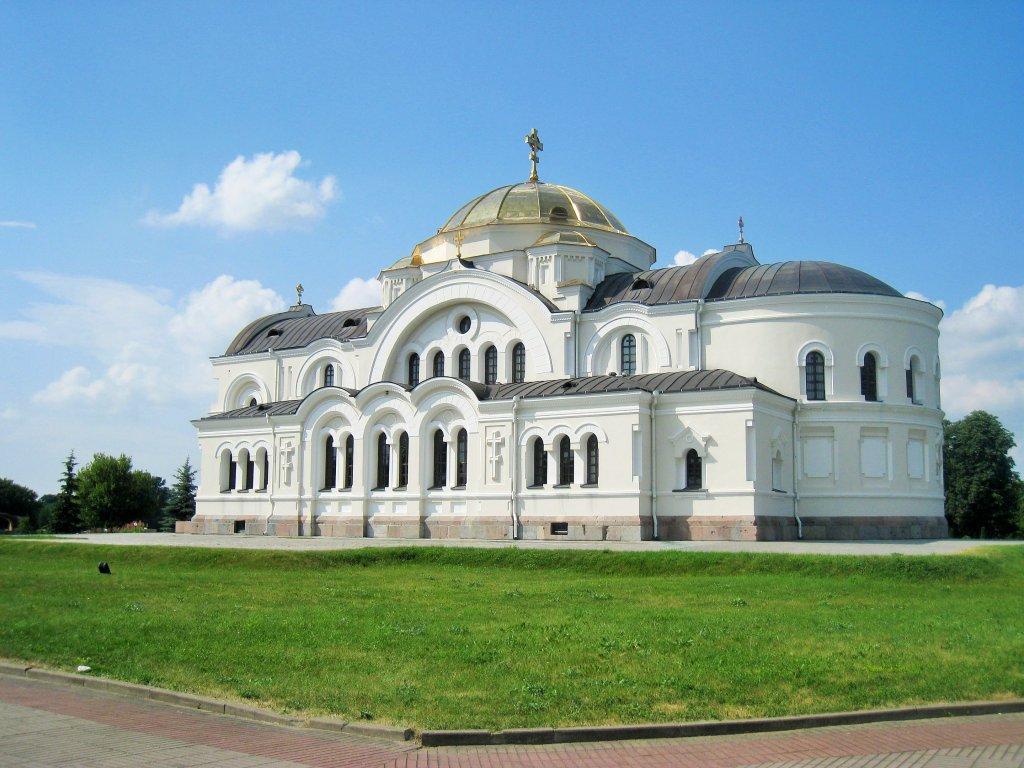 Никольский гарнизонный собор в Брестской крепости
