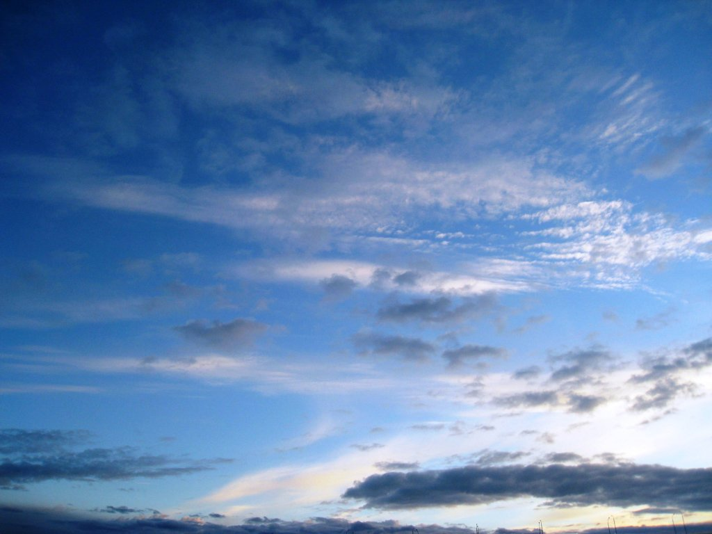 небо над Окой