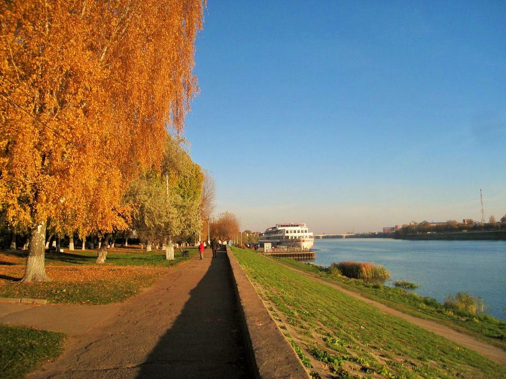 Твеь, Волга