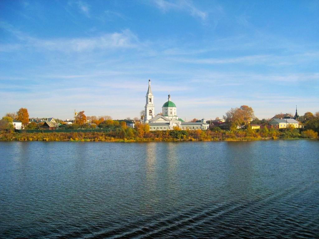 Екатерининский монастырь, Тверь