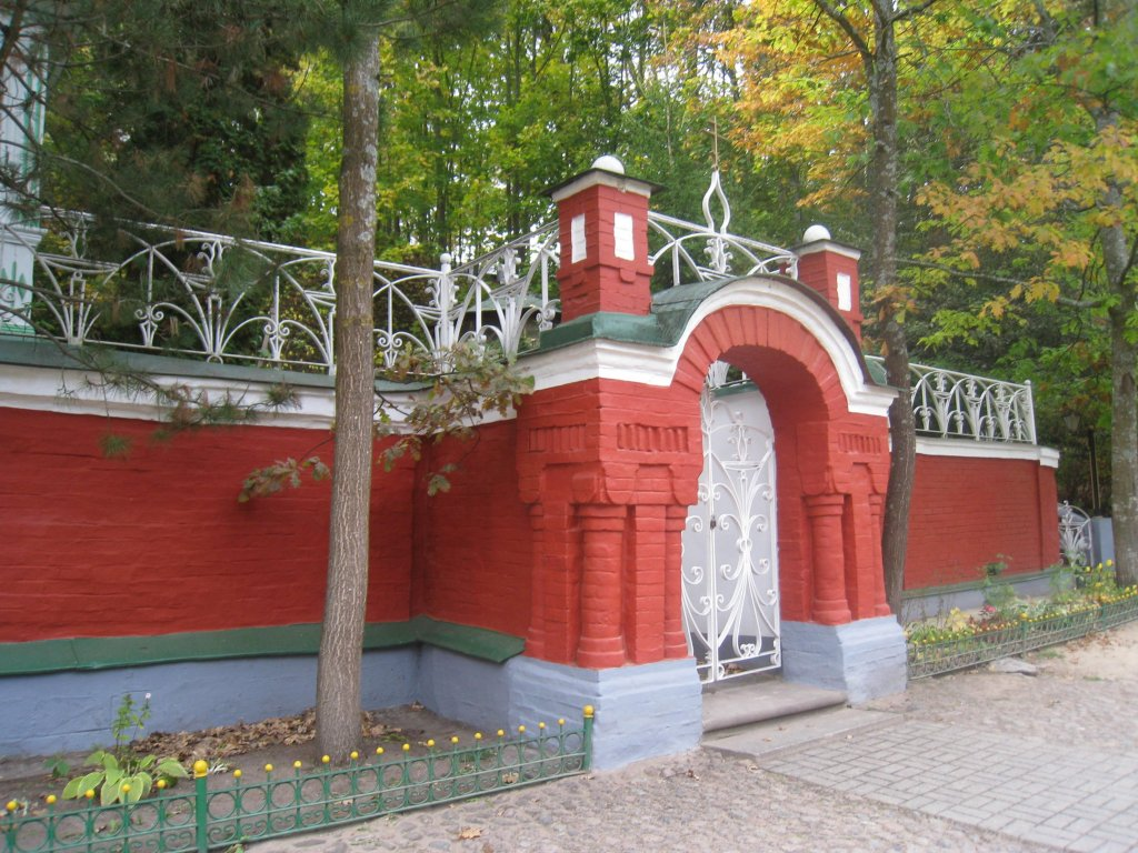 Псково - Печерский мужской монастырь