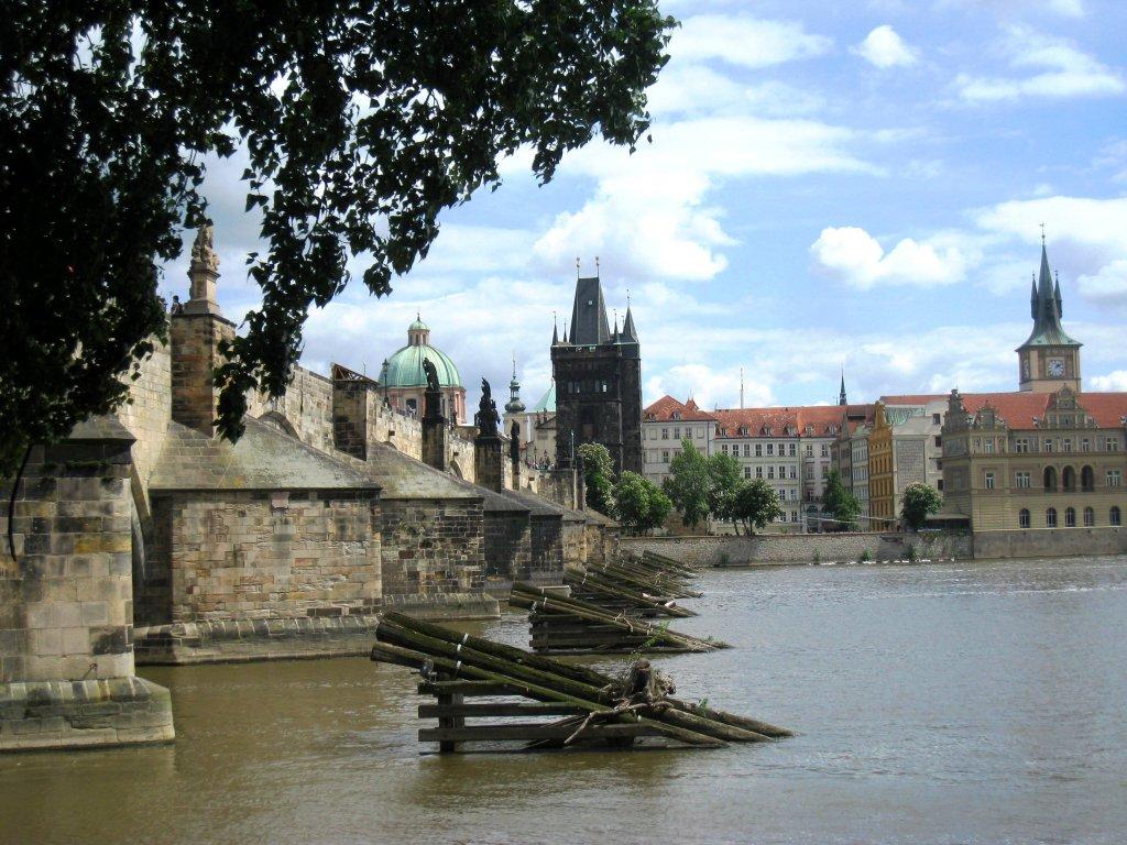 Прага, Карлов мост.