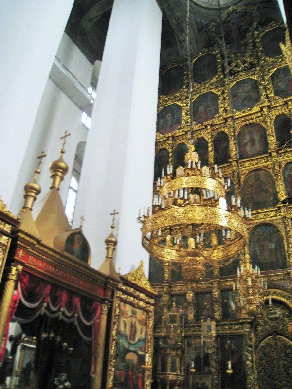 Свято - Троицкий кафедральный собор Псковского Кремля
