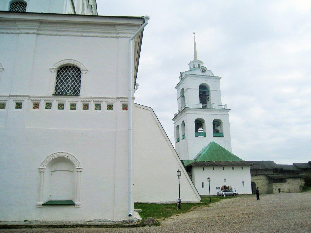 Свято - Троицкий  собор Псковского Кремля