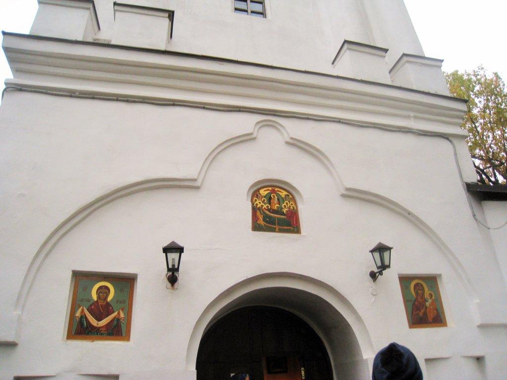 Свято - Успенский Святогорский монастырь
